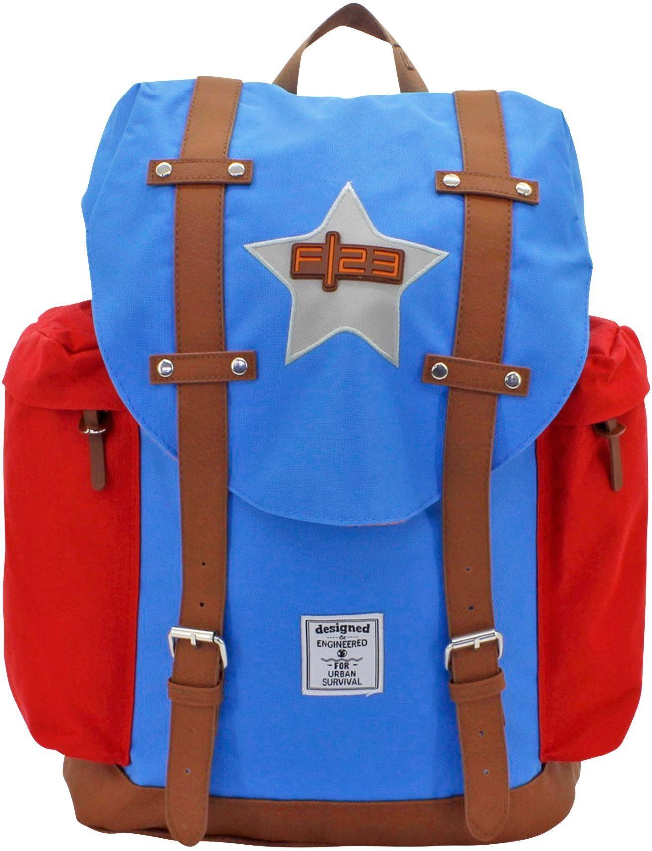 F23™ Laptoprucksack Star Technik & Freizeit/Reisegepäck & Taschen/Laptoptaschen/Laptoprucksack