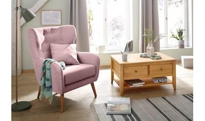 Home affaire Ohrensessel »Niebüll« kaufen