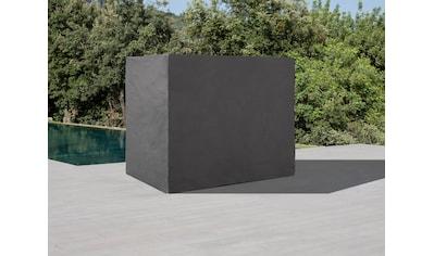 KONIFERA Gartenmöbel-Schutzhülle »Los Angeles«, für Hollywoodschaukel, (L/B/H): ca. 186x123x162 cm kaufen
