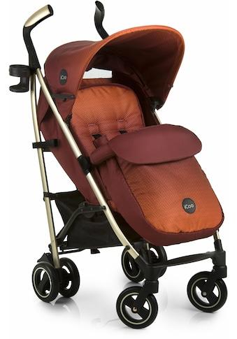 iCoo Kinder-Buggy »Pace Mocca«, mit leichtem Aluminiumgestell kaufen