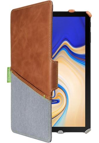 Gecko Covers Tablettasche »Samsung Galaxy Tab S4 10.5 Limited cover - Echtleder« kaufen