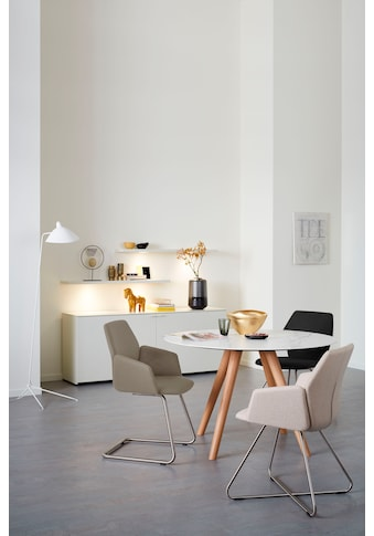 SCHÖNER WOHNEN-Kollektion Esszimmersessel »HONEY«, mit Armlehnen kaufen