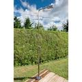GRE Gartendusche »DAI43«, 216 cm Höhe
