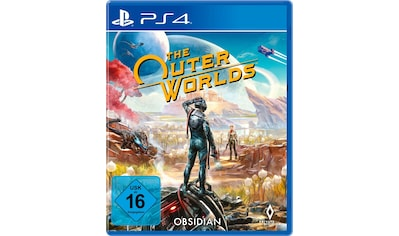 Outer Worlds PlayStation 4 kaufen