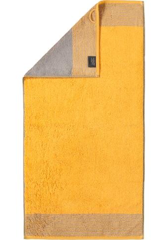 Cawö Badetuch »Two-Tone«, (1 St.), mit Wendeoptik kaufen