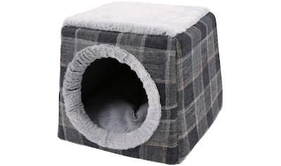 HEIM Hundehöhle und Katzenhöhle »Schottland«, BxTxH: 40x40x34 cm kaufen