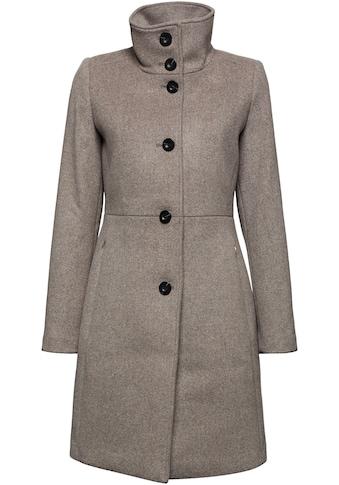 Esprit Collection Wintermantel, mit hohem Stehkragen kaufen
