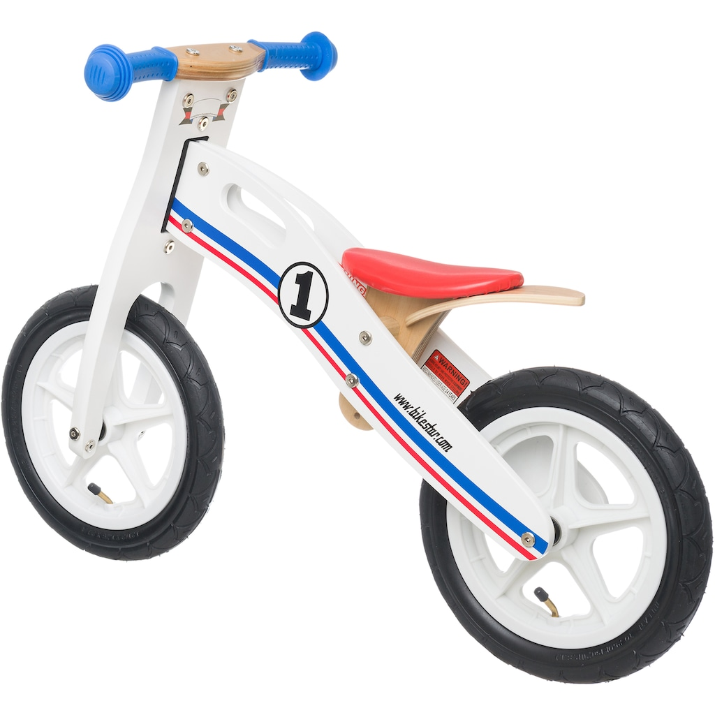 Bikestar Laufrad »Holz«