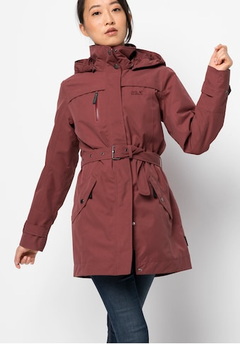 Jack Wolfskin Trenchcoat »KIMBERLEY COAT« kaufen