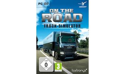 On the Road  -  Truck Simulator PC kaufen