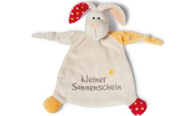 """Nici Schmusetuch """"My First NICI Kollektion, Hase Tilli, Kleiner Sonnenschein"""", (1 - tlg.) kaufen"""