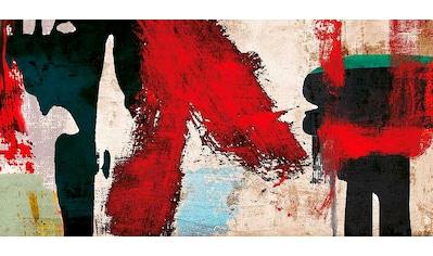 my home Deco-Panel »ANNE MUNSON / Eccentric Motion«, 100/50 cm kaufen