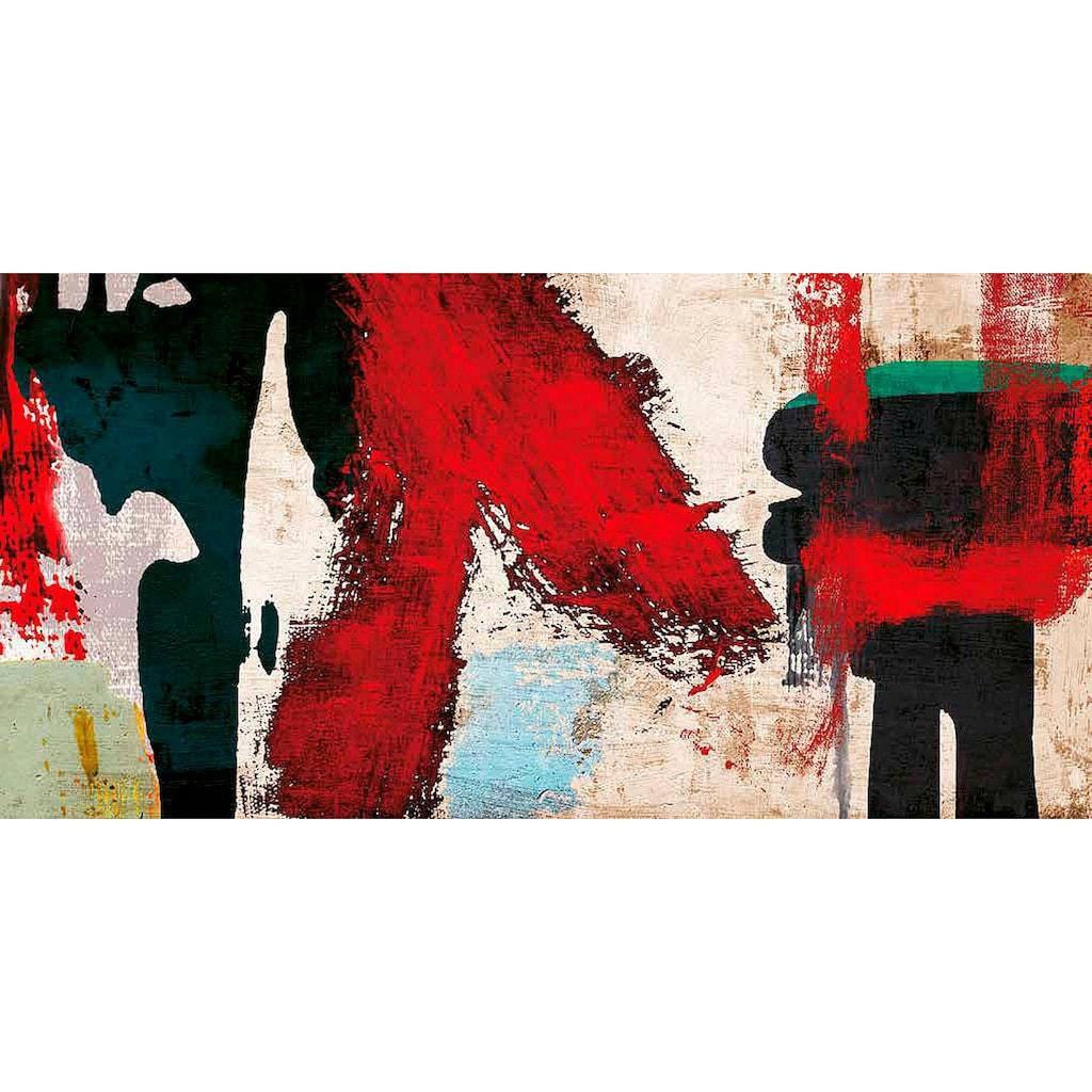 my home Deco-Panel »ANNE MUNSON / Eccentric Motion«, 100/50 cm
