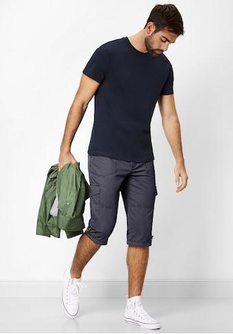 Redpoint Caprihose »Peers«, mit Cargo Taschen kaufen