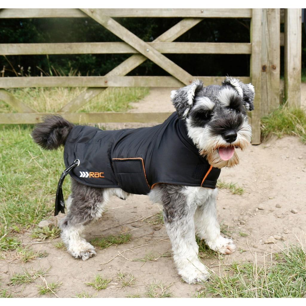 RAC Hundemantel, Polyester, Regenmantel mit Vlies in versch. Größen