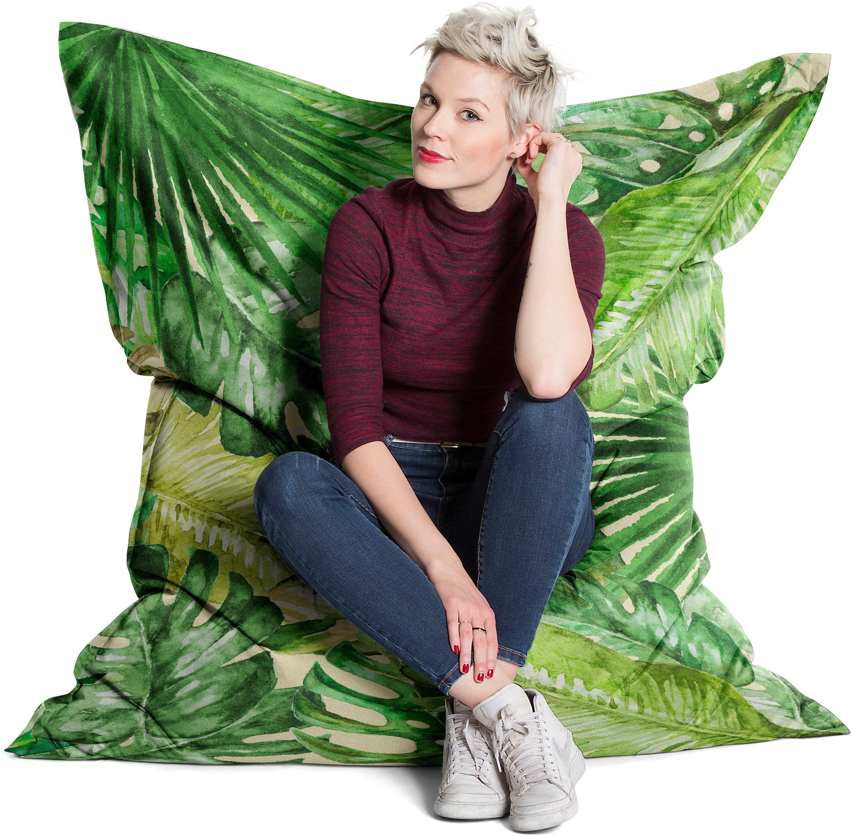 sitting point sitzsack bigbag planta digitaldruck auf rechnung baur. Black Bedroom Furniture Sets. Home Design Ideas