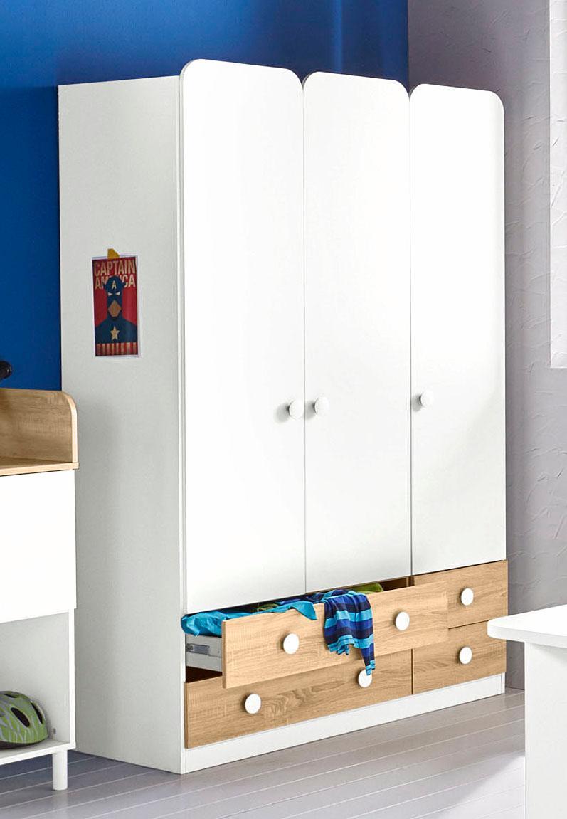rauch Kleiderschrank Filipo | Schlafzimmer > Kleiderschränke | Rauch