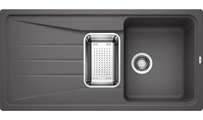 BLANCO Granitspüle »SONA 6 S«, für 60 cm Unterschrankbreite, aus SILGRANIT® kaufen