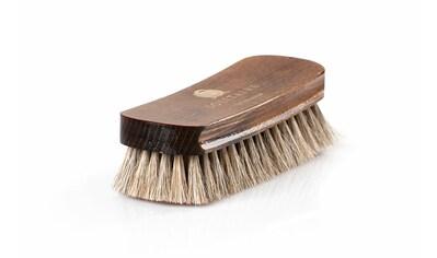 Solitaire Schuhputzbürste »Polierbürste«, Ideal für die Politur hochwertiger Schuhe kaufen