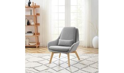 170QM Sessel »Ruhezeit«, Inkl. Zierkissen, Sitz und Rücken gepolstert, in 2... kaufen