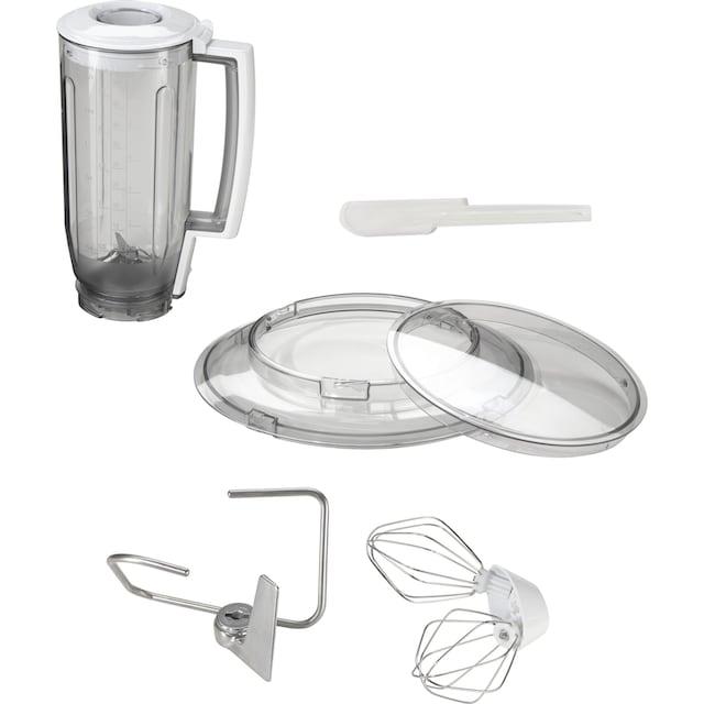 BOSCH Küchenmaschine Universal Plus MUM6 N11, 800 Watt, Schüssel 6,2 Liter