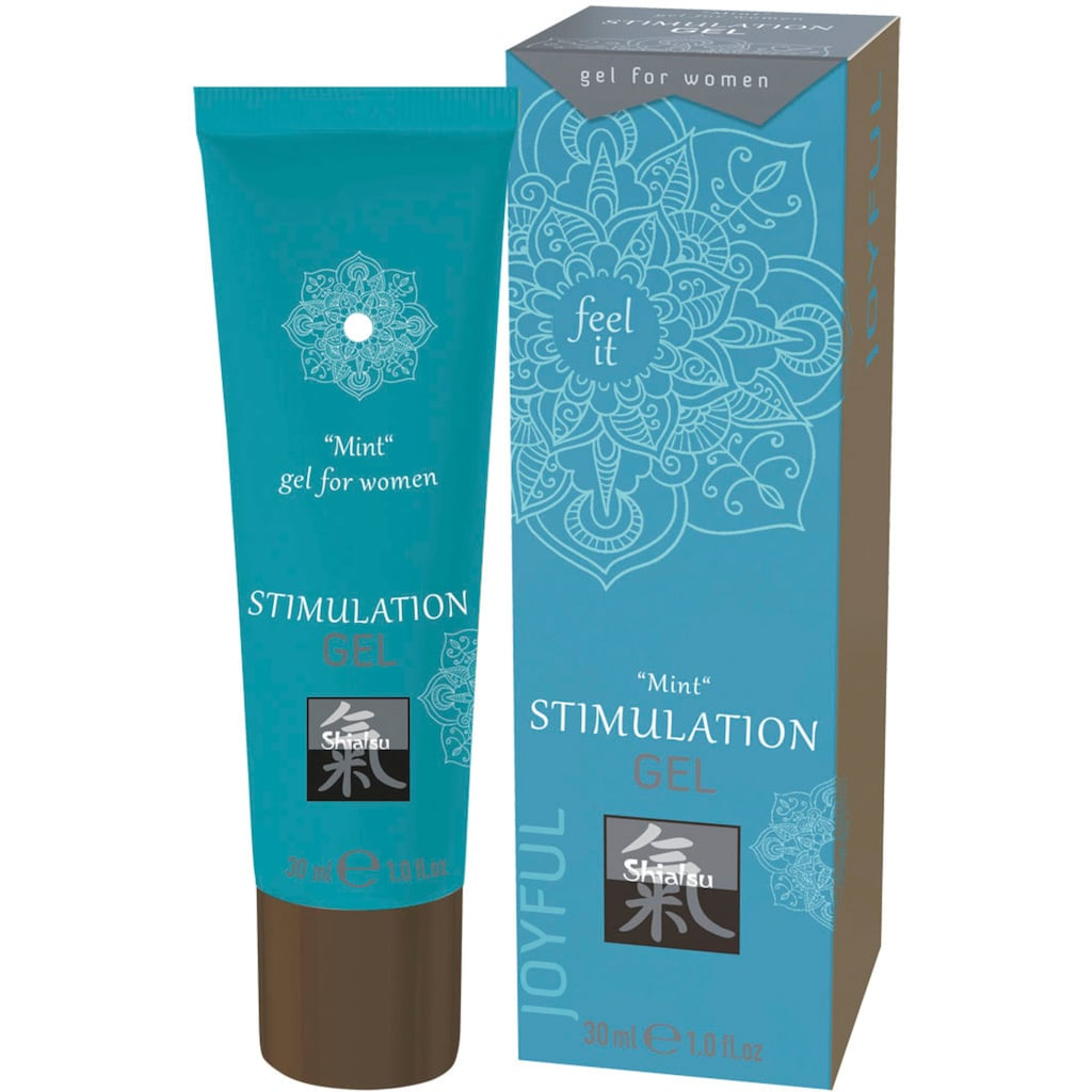Shiatsu Intimcreme, Stimulation Cream