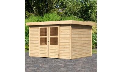 KONIFERA Gartenhaus »Engelsee 5«, BxT: 330x262 cm kaufen