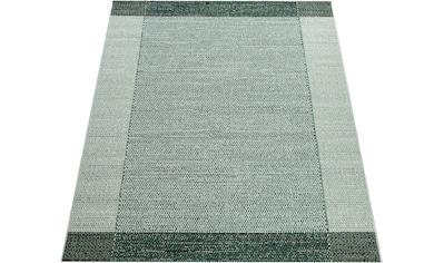 Paco Home Teppich »Ostende 538«, rechteckig, 4 mm Höhe, In- und Outdoor geeignet,... kaufen