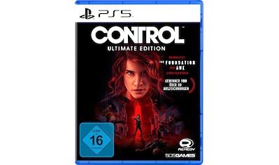 505 GAMES Spiel »Control Ultimate Edition«, PlayStation 5 kaufen