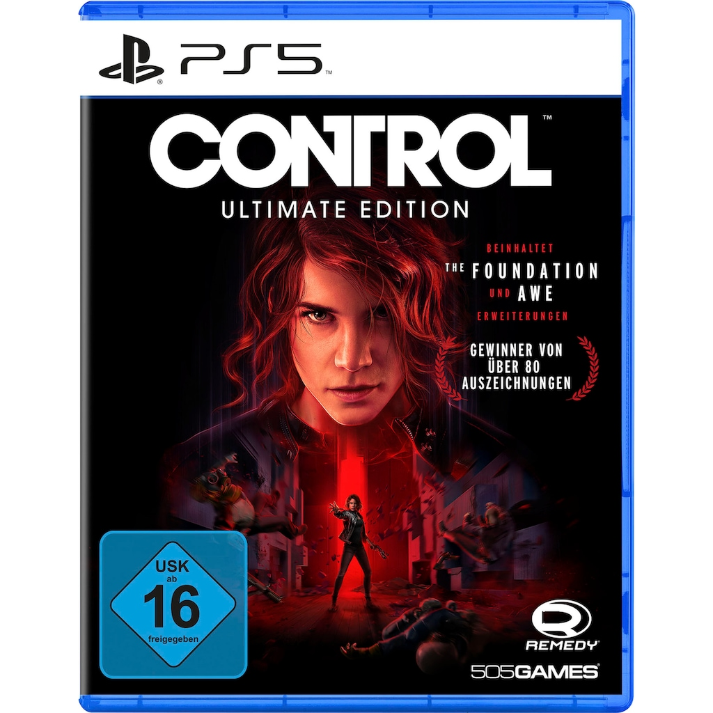 505 GAMES Spiel »Control Ultimate Edition«, PlayStation 5