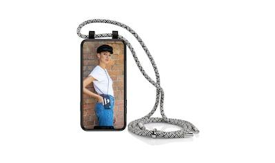 Artwizz Passgenaues TPU-Case zum Umhängen, mit Band »HangOn Case for iPhone XR« kaufen