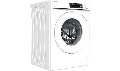 Sharp Waschmaschine »ES-NFW914CWA-DE«, ES-NFW914CWA-DE, 9 kg, 1400 U/min kaufen
