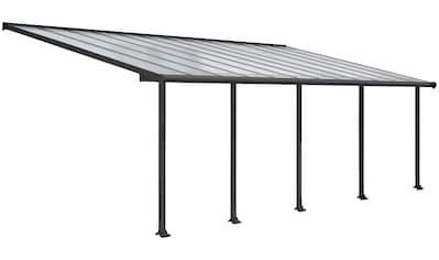 Palram Terrassendach »Olympia 3x7.3«, BxT: 739x295 cm kaufen