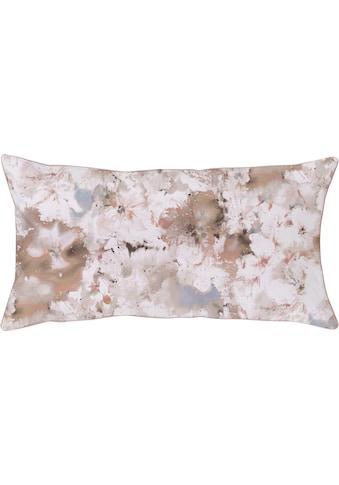 Curt Bauer Kissenbezug »Weekend«, (1 St.), mit floralem Muster kaufen