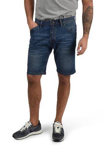 Indicode Jeansshorts »Alessio«, kurze Hose im Knitterfalten-Look kaufen