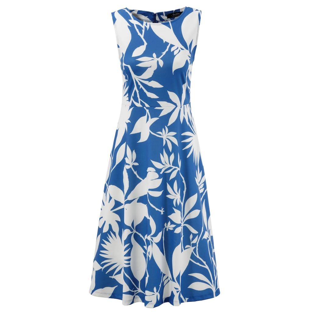 Aniston SELECTED Sommerkleid, im modischen Druck