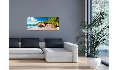 """Marmony Infrarotwandheizung »MOTIV-Heizkörper """"Blue Lagoon"""", 800 Watt«, aus deutschem... kaufen"""
