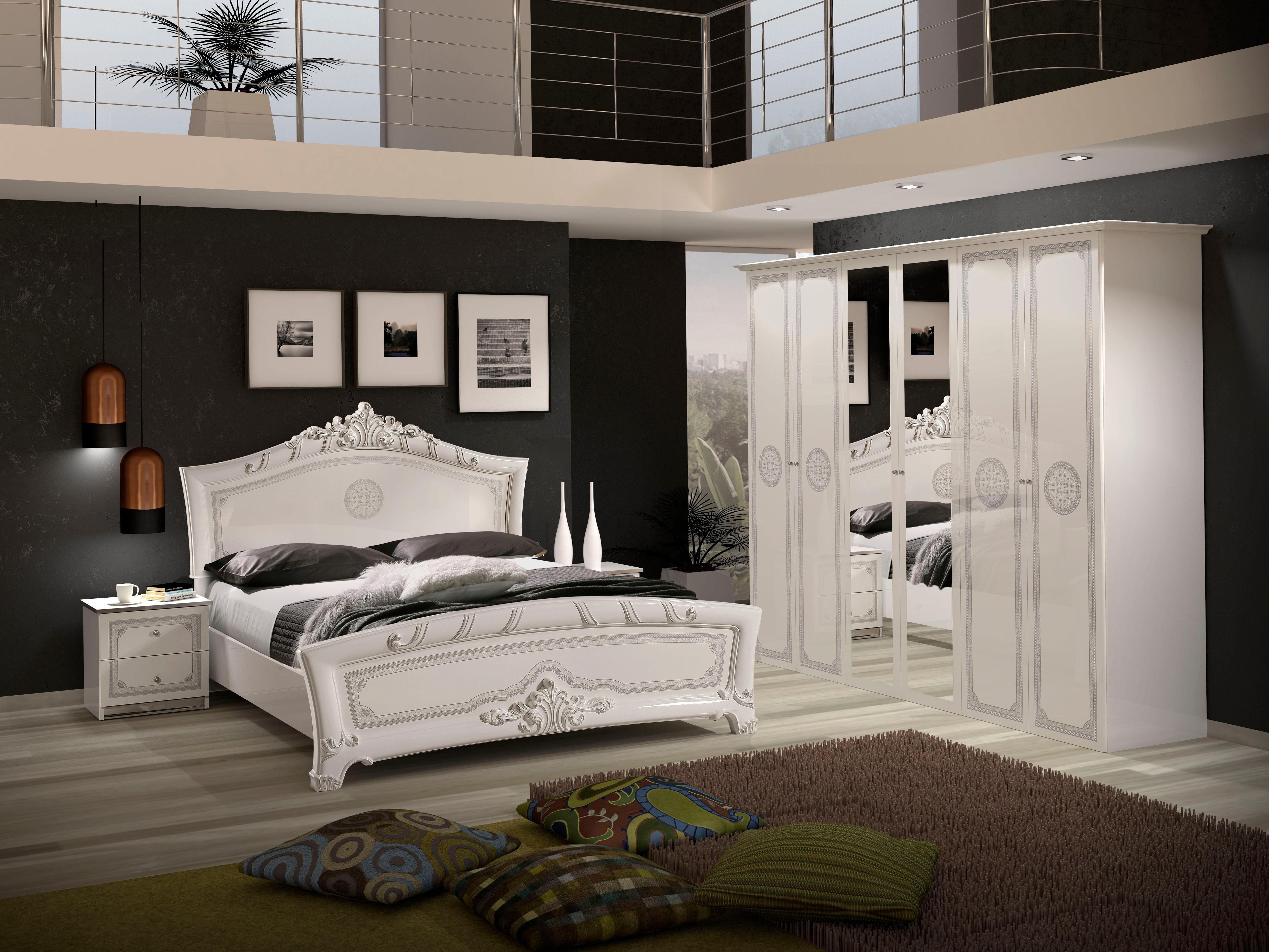 Schlafzimmer-Set GRETA (4-tlg)