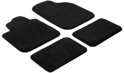 WALSER Auto-Fußmatten »Elegance«, Kombi/PKW, (Set, 4 St.), Gr. C kaufen