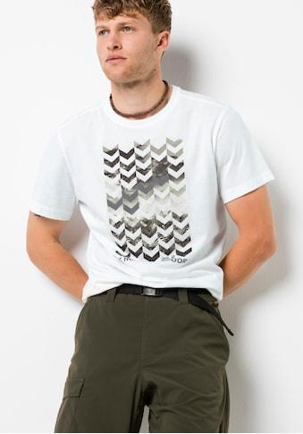 Jack Wolfskin T - Shirt »CHEVRON T M« kaufen