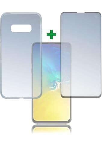 "4smarts Handyhülle »360° Premium Protection Set ""CF"" Galaxy S10 Lite« kaufen"