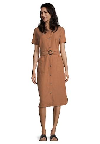 Betty&Co Hemdbluse »mit Knopfleiste« kaufen