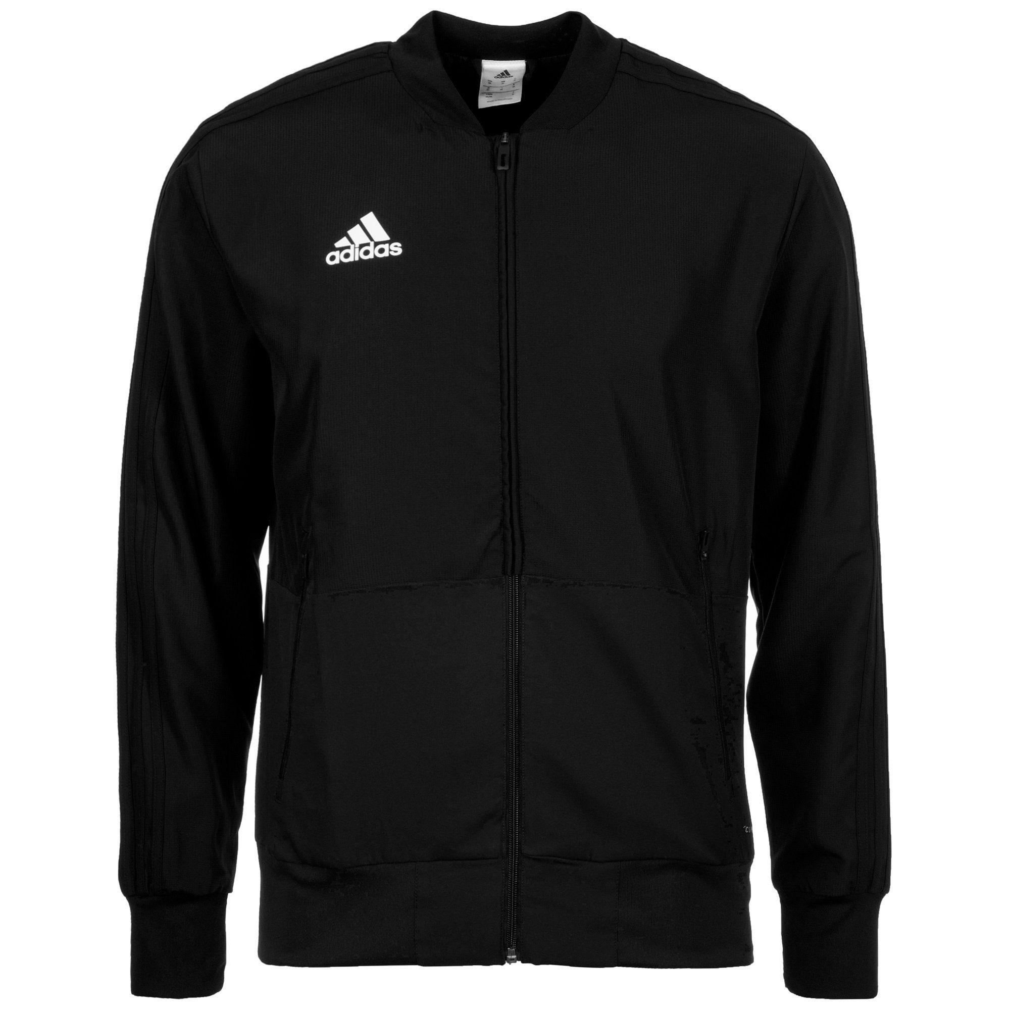 adidas Performance Trainingsjacke Condivo 18 | Sportbekleidung > Sportjacken | Schwarz | Adidas Performance