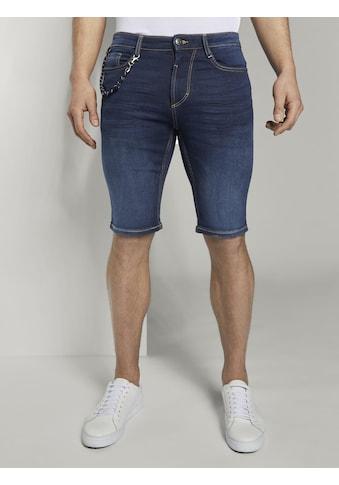 TOM TAILOR Jeansshorts »Sweat Jeans-Shorts« kaufen