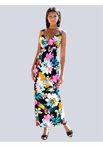 Alba Moda Strandkleid in Wickeloptik kaufen