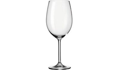 "LEONARDO Rotweinglas ""Daily"" (6 - tlg.) kaufen"