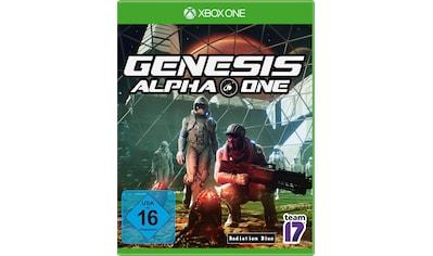 Xbox One Spiel »Genesis Alpha One«, Xbox One kaufen