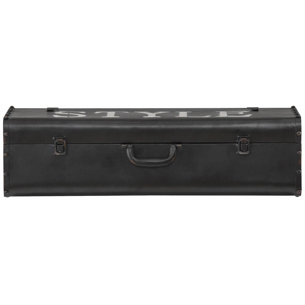 HOFMANN LIVING AND MORE Wanddekoobjekt »Koffer«