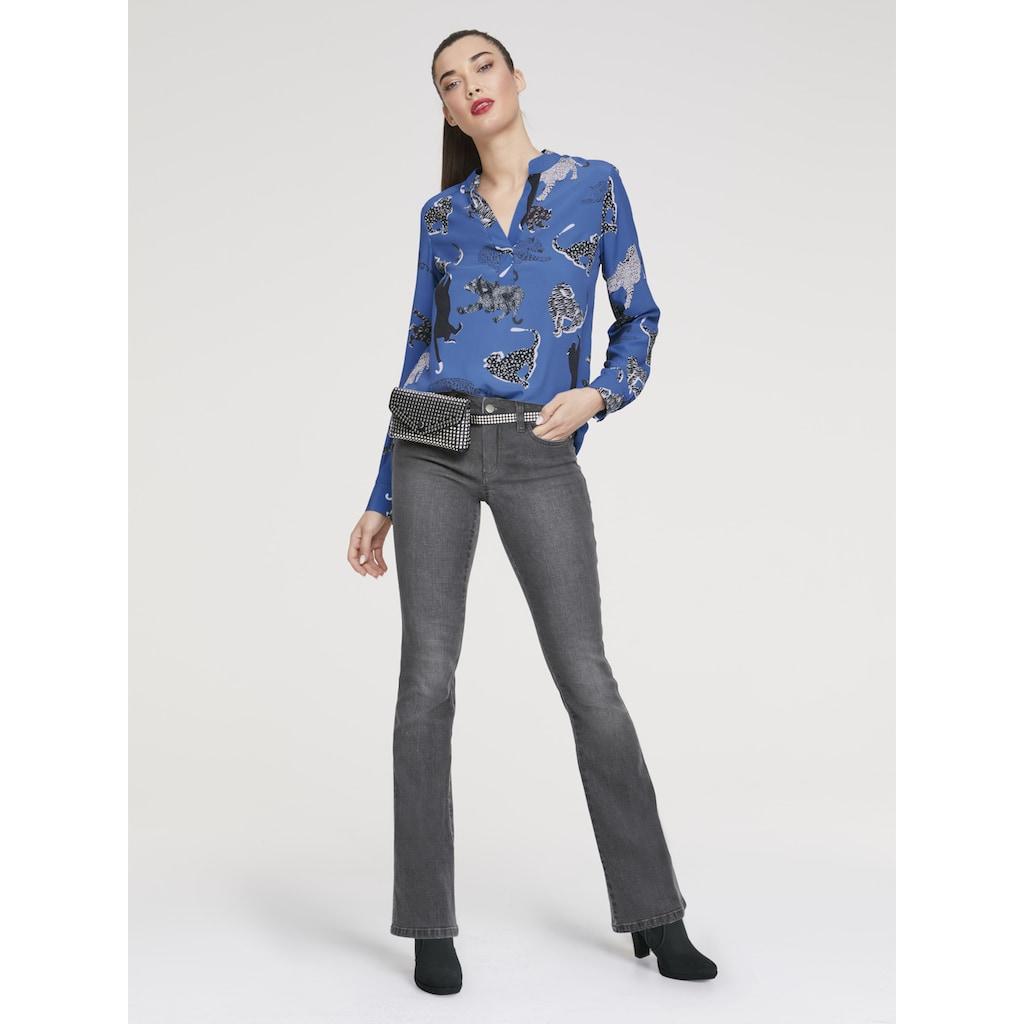 RICK CARDONA by Heine Bootcut-Jeans, mit Push-up Effekt