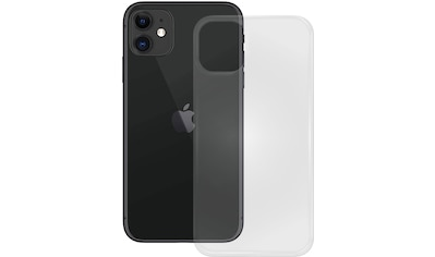 PEDEA Handyhülle »Soft TPU Case f. Apple iPhone 11«, Cover kaufen